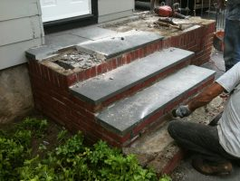 Exterior Step Reparations