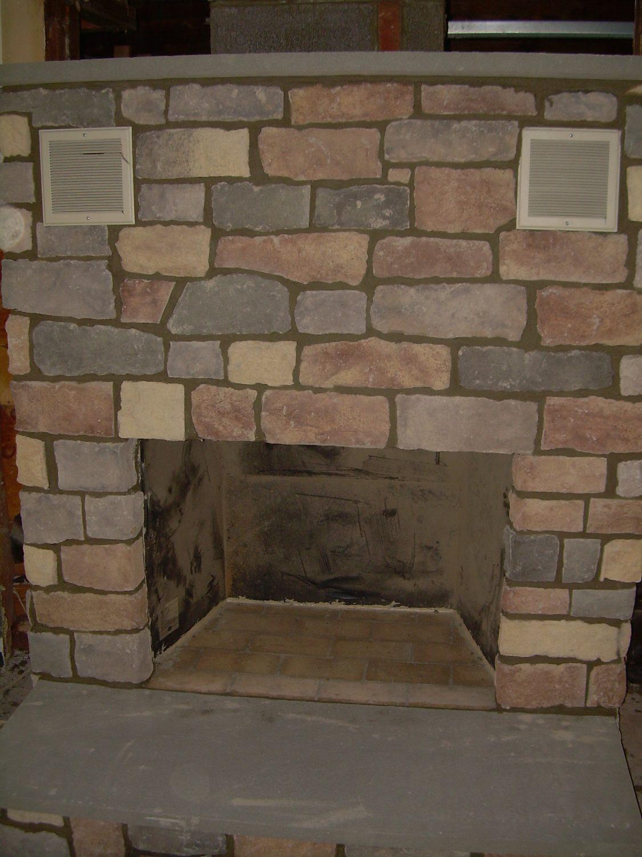 Stone-Bluestone Masonry | Creative Masonry & Chimney
