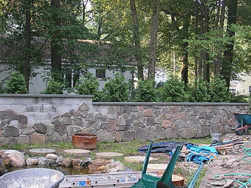Stone Wall Overlay