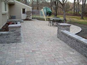 Installing a Patio on your Property