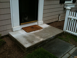 Outdoor Steps Repair In Ct Creative Masonry Amp Chimney Llc