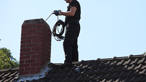 Fireplace Chimney Cleaning CT & Chimney Sweep CT