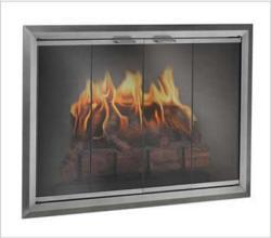 Brookfield Fireplace Glass Doors