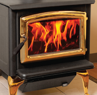 The Super 27 (With Pedestal) Wood Stove
