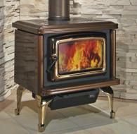 Vista Classic wood stove