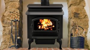 Savannah Non-Catalytic Wood Burning Stove