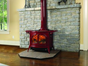 Defiant® FlexBurn™ Wood Stove