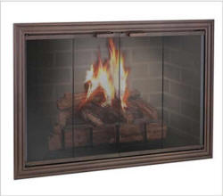 Madison Fireplace Glass Doors