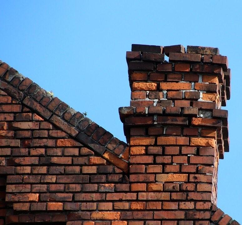 spalling bricks