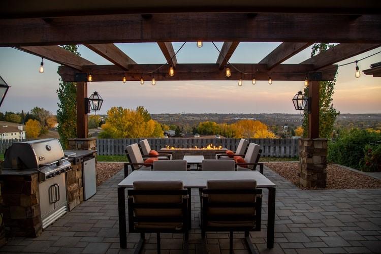 patio upgrades
